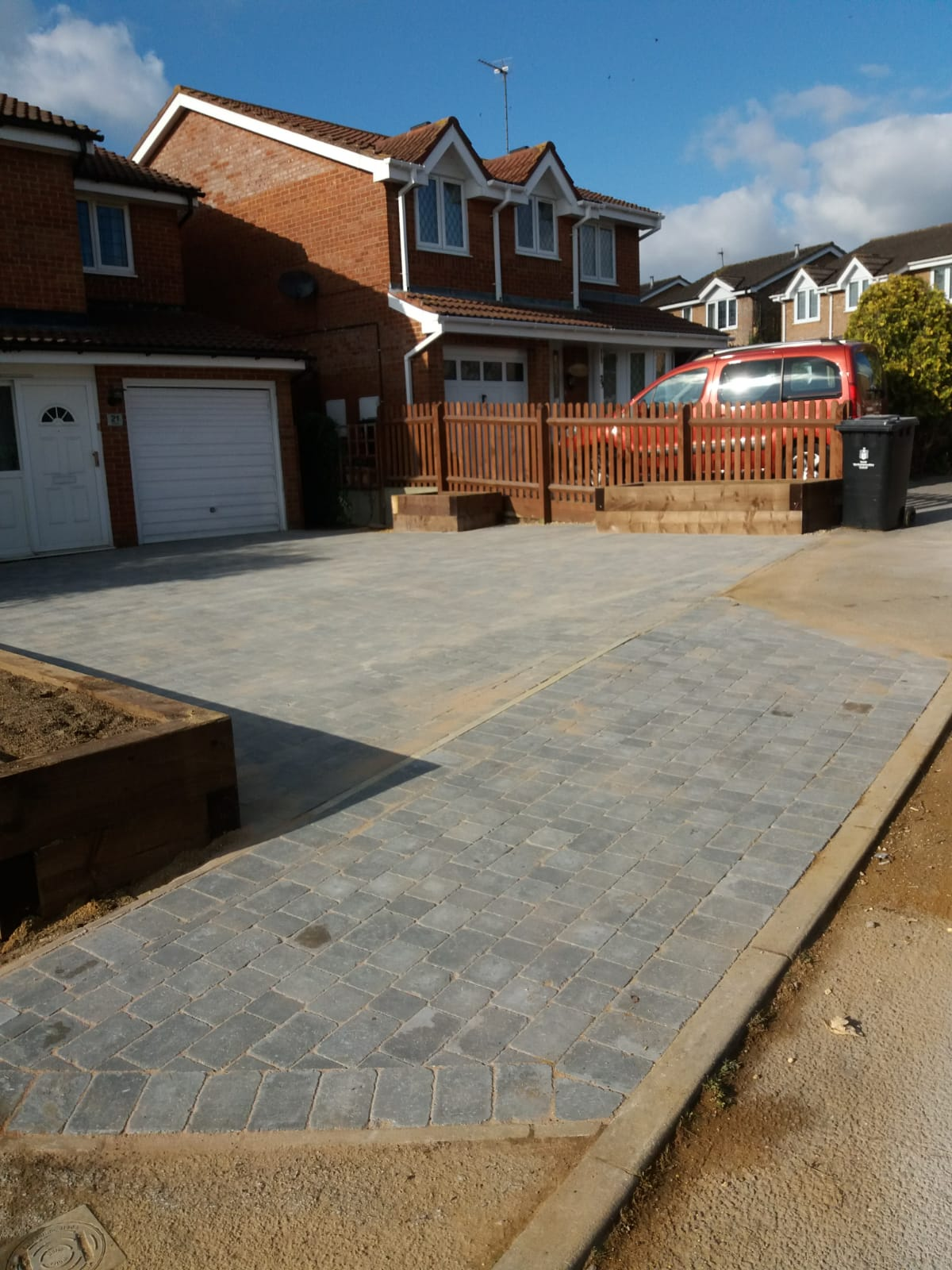 Affordable driveways in leighton buzzard