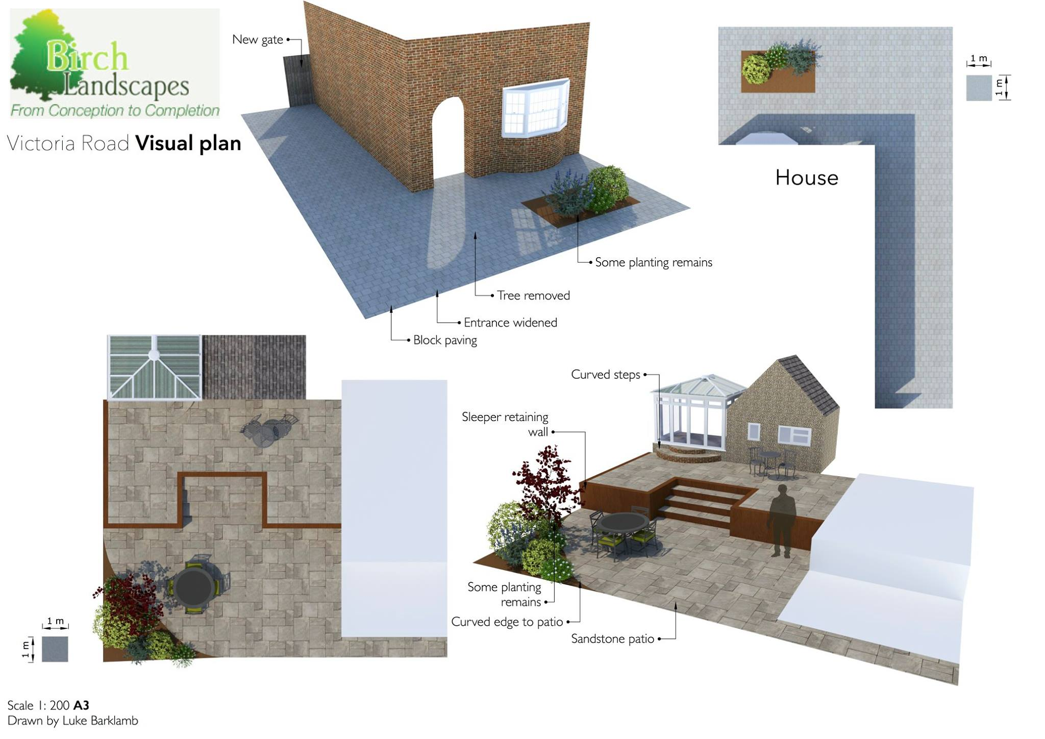 Garden Design in Milton Keynes and other areas