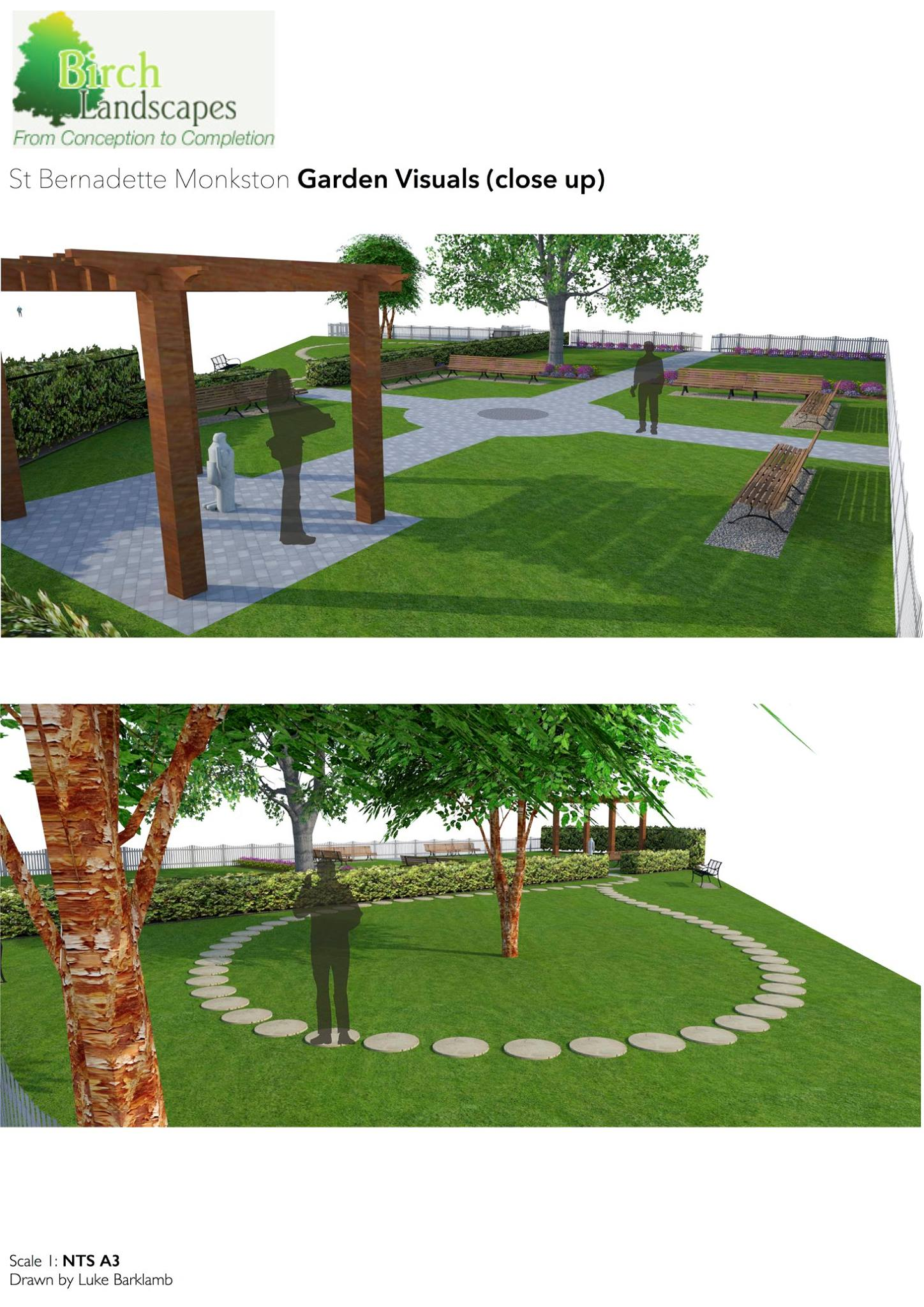 Redesigning your garden in Milton Keynes