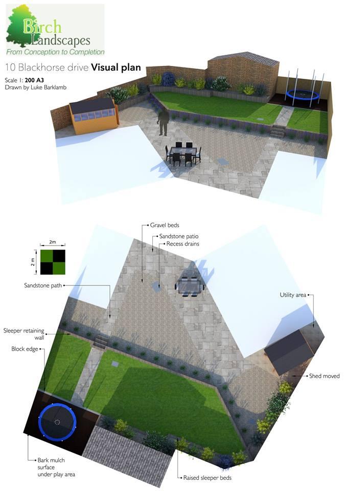 Landscape Design in Milton Keynes