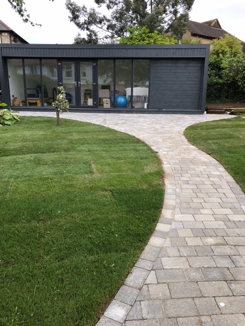 Block paving in Buckinghamshire