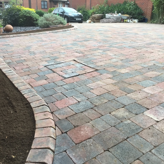 Driveways in leighton buzzard
