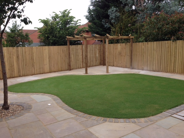 Garden design in Milton Keynes