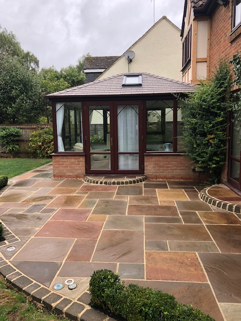 Block paving design in Milton Keynes