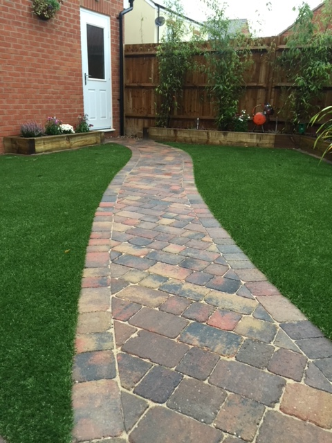 Paving in Buckinghamshire
