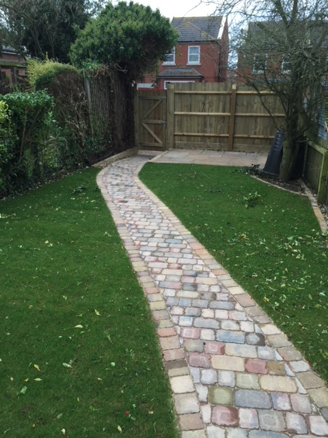 Paving and garden design