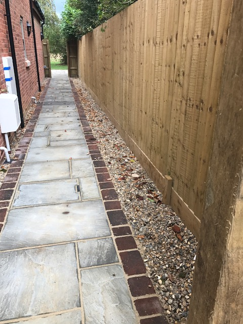 Paving in Milton Keynes